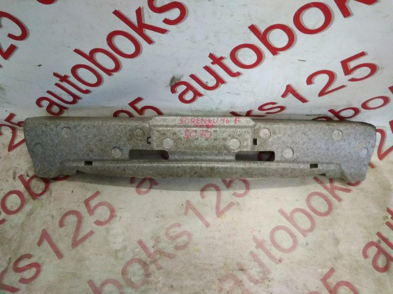 Абсорбер бампера Kia Sorento BL D4CB 2006 передний