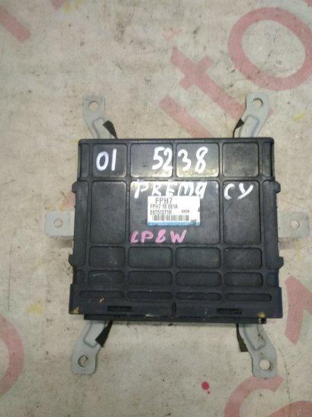 Блок управления двигателем Mazda Premacy CP8W FPDE