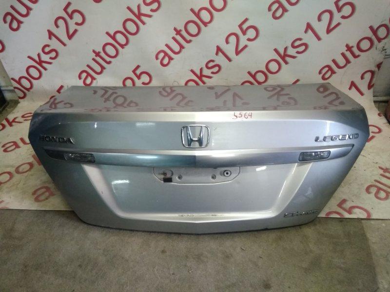 Крышка багажника Honda Legend KB2 J37A 2008 задняя