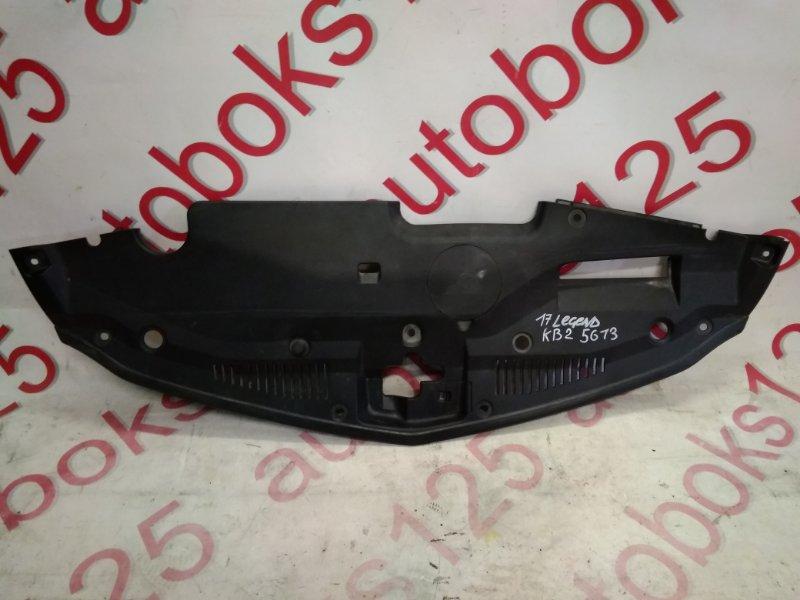 Защита замка капота Honda Legend KB2 J37A 2008