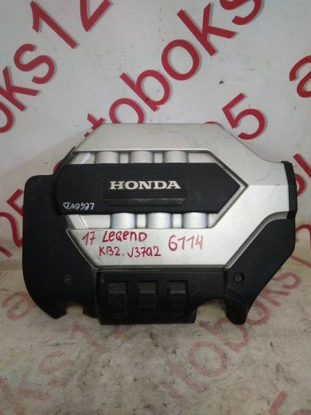 Крышка двигателя Honda Legend KB2 J37A 2008