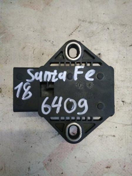 Датчик ускорения esp Hyundai Santa Fe CM D4EB 2007