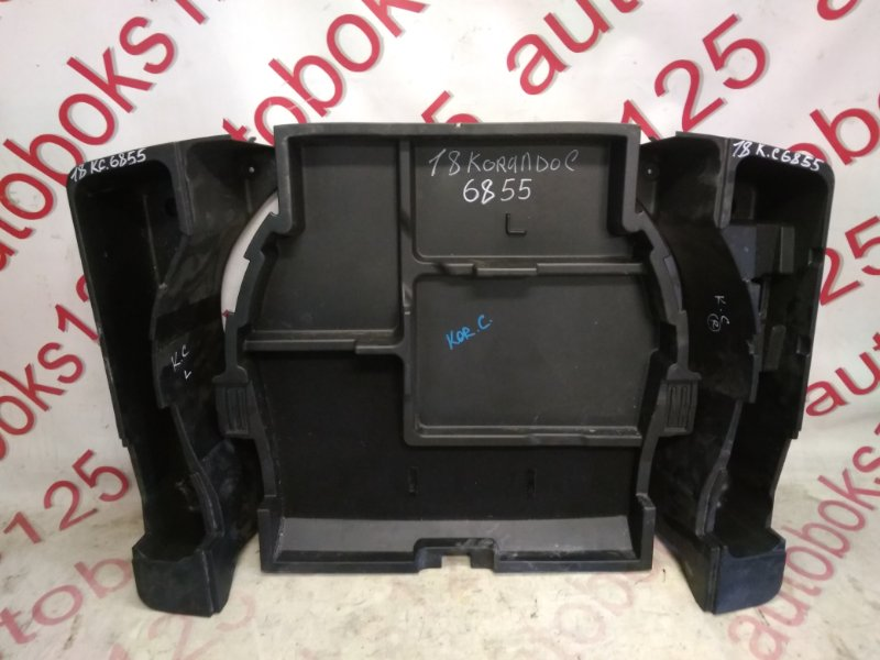 Ящик в багажник Ssangyong Actyon CK D20DTF(671950) 2013