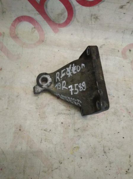 Кронштейн опоры двигателя Ssangyong Rexton OM602 (662 935) 2003 правый