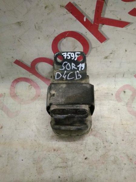 Подушка акпп Kia Sorento BL D4CB 2005