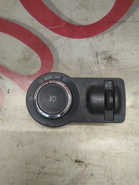 Кнопка включения противотуманных фар Chevrolet Cruze J300 F18D4 2010