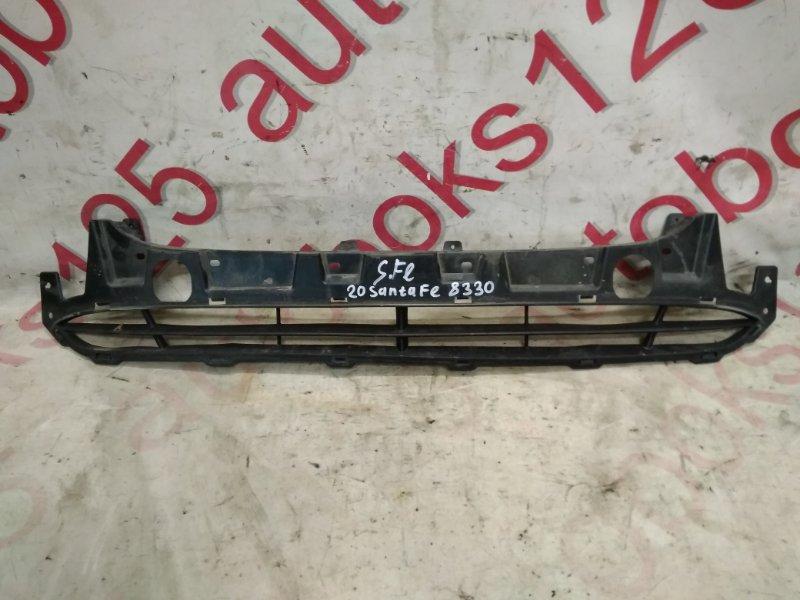 Решетка радиатора Hyundai Santa Fe CM D4HB 2011