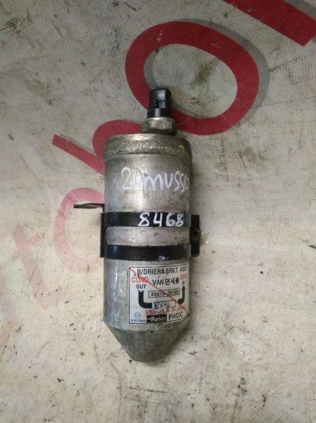 Осушитель кондиционера Ssangyong Musso OM662 (662 920) 2003