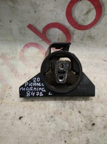 Подушка двигателя Kia Picanto SA G4HE 2010 левая