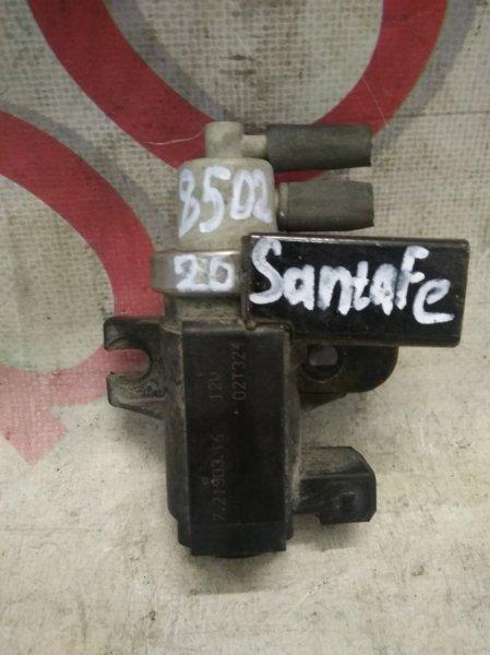 Клапан перепускной Hyundai Santa Fe SM D4EA