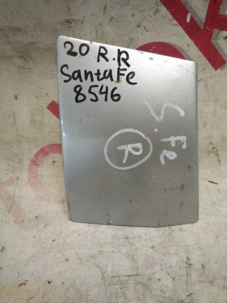 Планка под фонарь Hyundai Santa Fe CM D4HB 2011 задняя правая