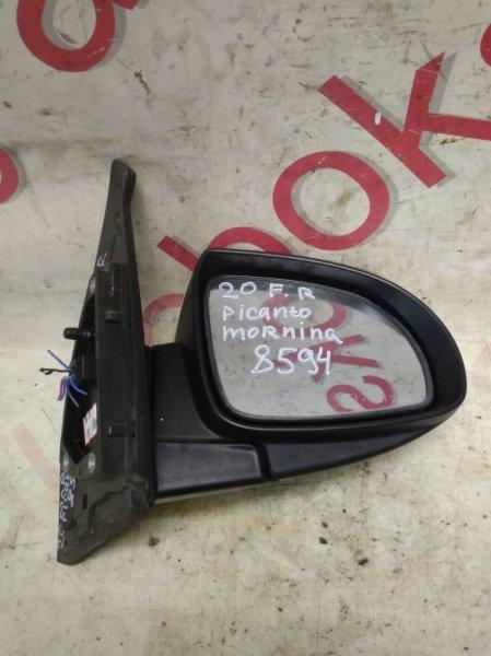 Зеркало Kia Picanto SA G4HE 2010 переднее правое