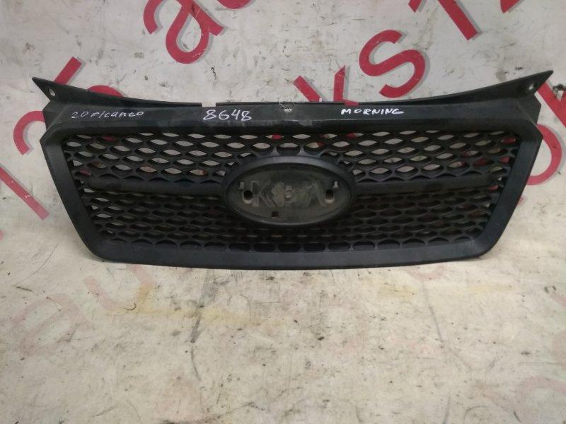 Решетка радиатора Kia Picanto SA G4HE 2010