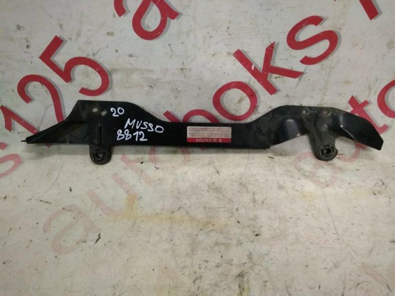 Крепление радиатора Ssangyong Musso Sports OM662 (662 920) 2003
