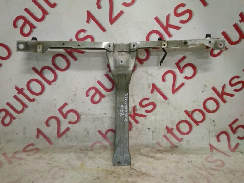 Рамка радиатора Ssangyong Actyon CK D20DTF(671950) 2012