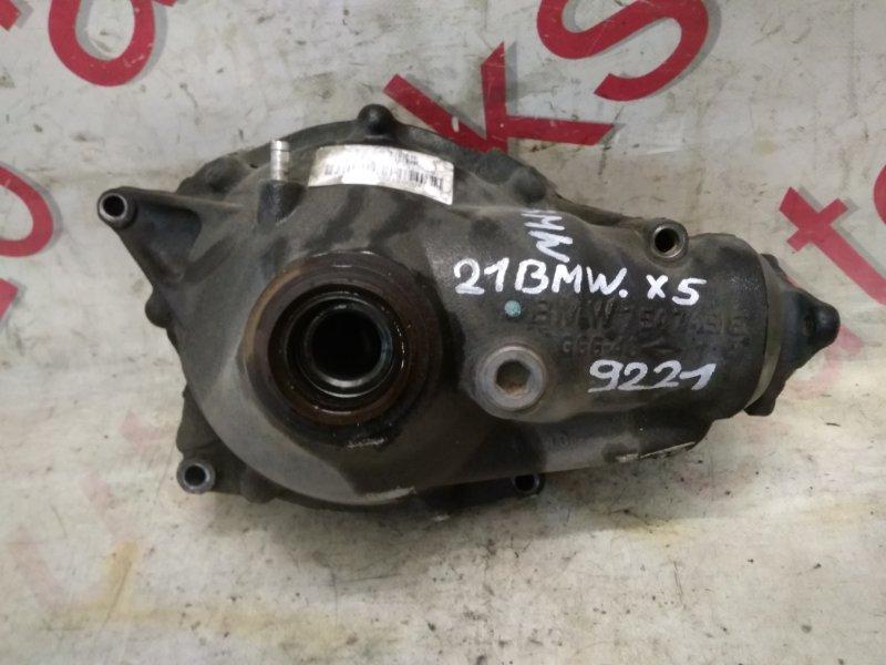 Редуктор Bmw X5 E53 M54B30 2006 передний