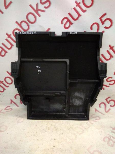Ящик в багажник Ssangyong Actyon CK D20DTF(671950) 2012