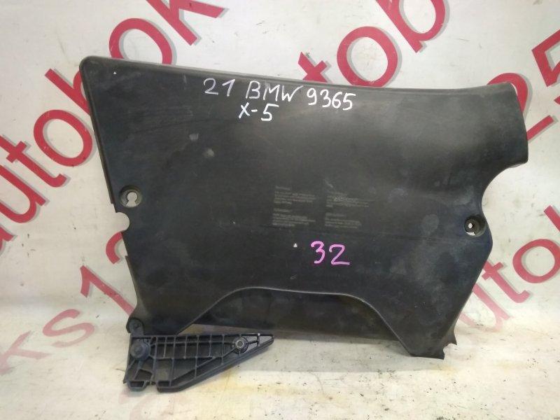Воздухозаборник Bmw X5 E53 M54B30 2006