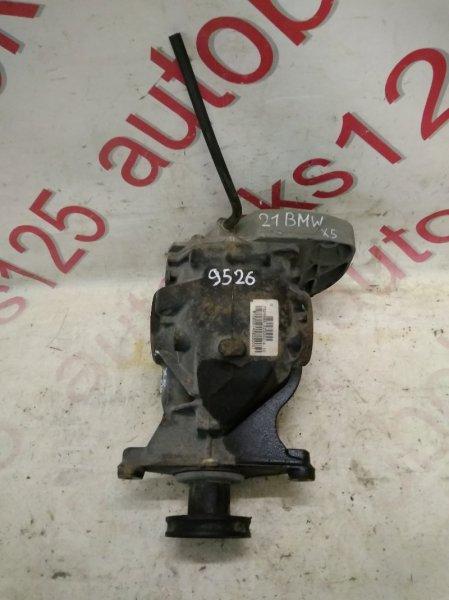 Редуктор Bmw X5 E53 M54B30 2006 задний
