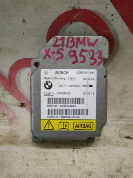 Блок управления аирбаг Bmw X5 E53 M54B30 2006