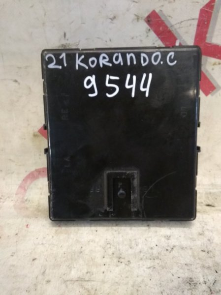 Блок комфорта Ssangyong Actyon CK D20DTF(671950) 2012