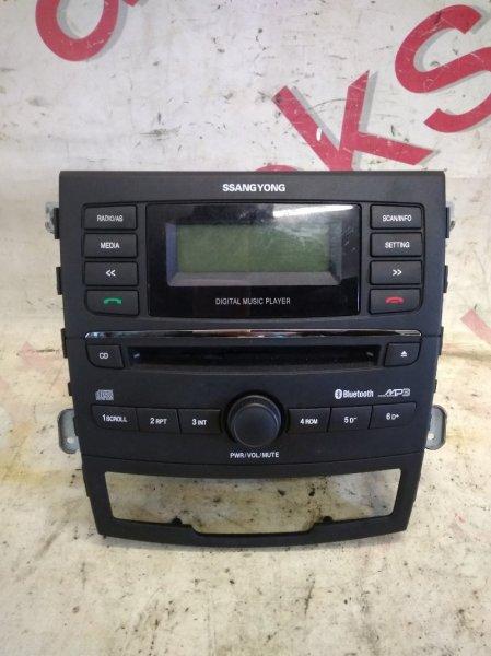 Магнитофон Ssangyong Actyon CK D20DTF(671950) 2012