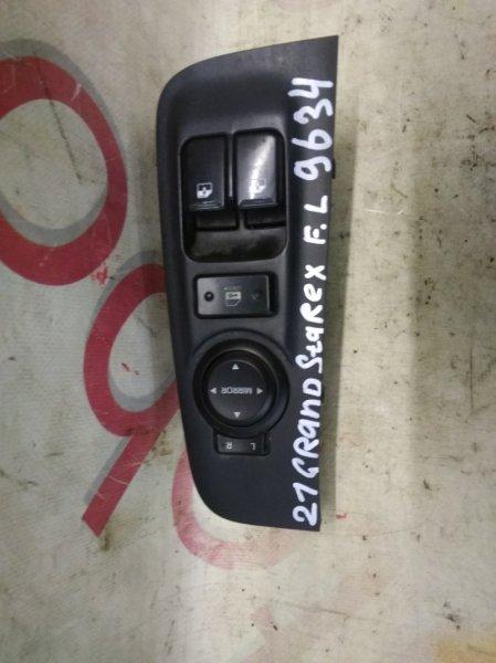 Блок управления стеклами Hyundai Grand Starex TQ D4CB 2009 передний левый