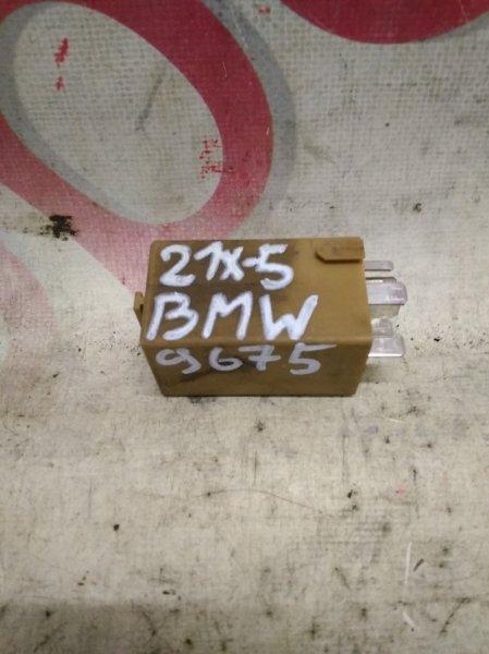 Реле дворников Bmw X5 E53 M54B30 2006