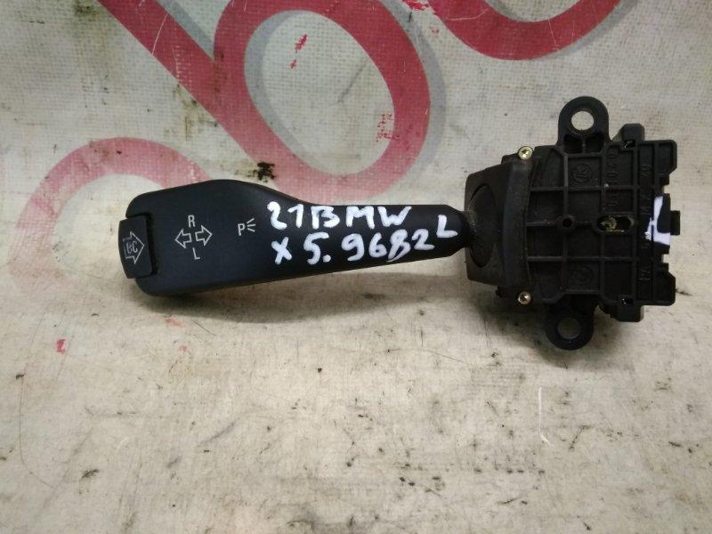 Блок подрулевых переключателей Bmw X5 E53 M54B30 2006 левый