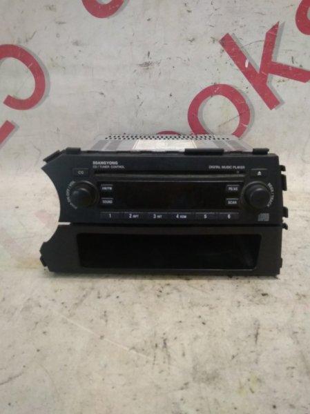 Магнитофон Ssangyong Actyon Sports D20DT (664) 2007
