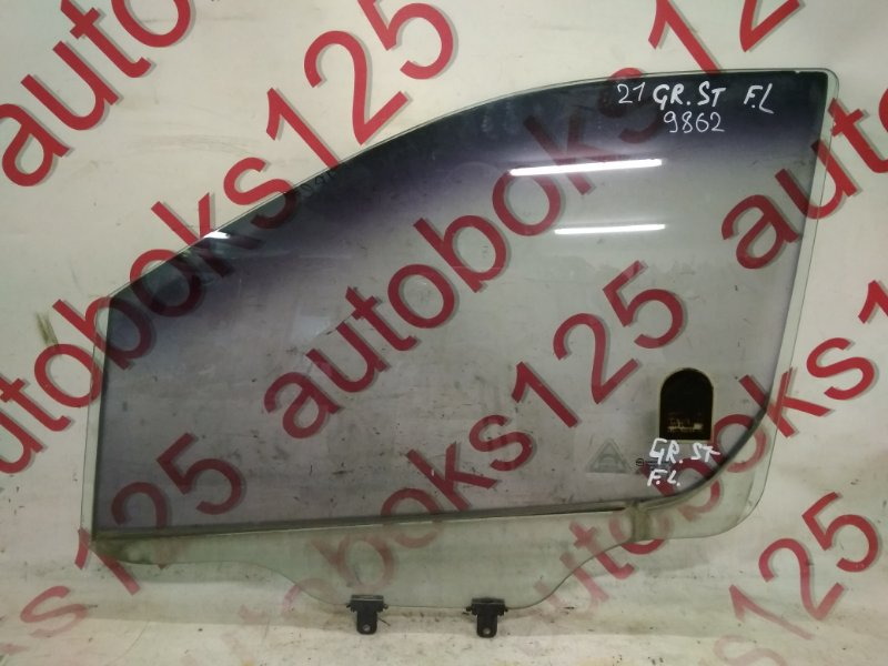 Стекло двери Hyundai Grand Starex TQ D4CB 2009 переднее левое