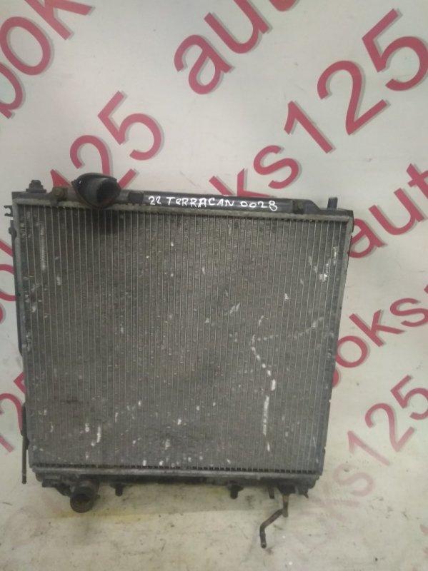 Радиатор двс Hyundai Terracan HP J3 2003