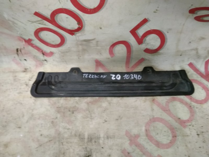 Накладка радиатора Hyundai Terracan HP J3 2003