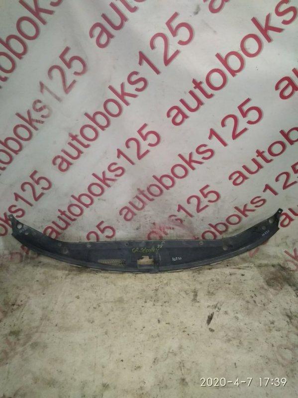 Защита замка капота Hyundai Grand Starex TQ D4CB 2008