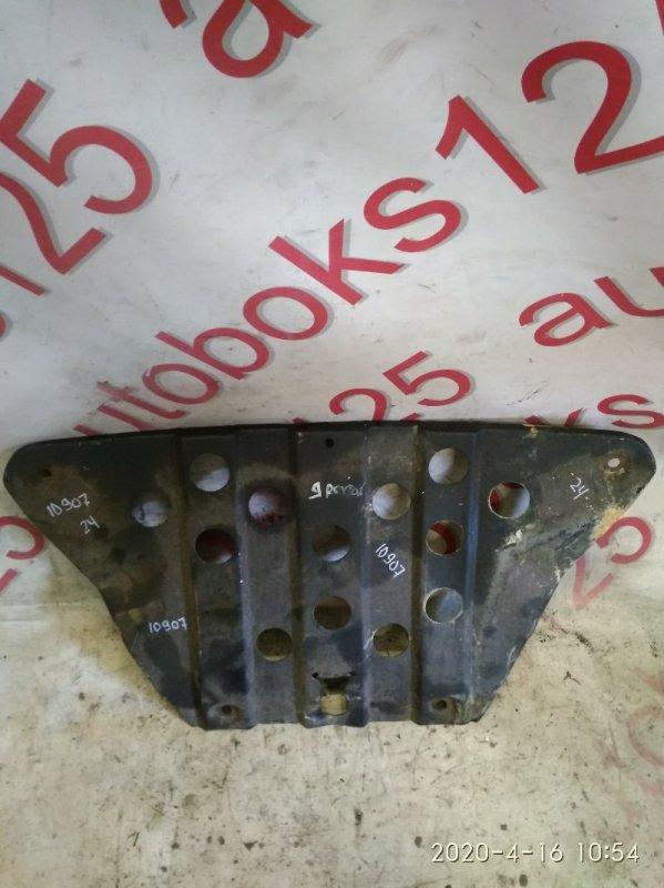 Защита двигателя Ssangyong Rexton OM602 (662 935) 2003