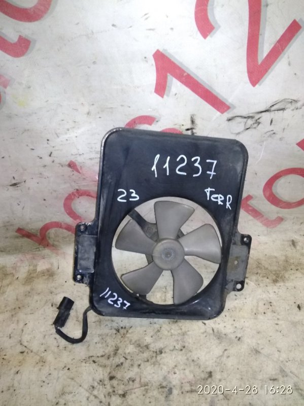 Вентилятор радиатора Hyundai Terracan HP D4BH 2003