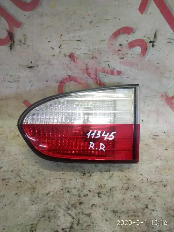 Стоп-вставка Hyundai Starex A1 D4CB 2005 задняя правая