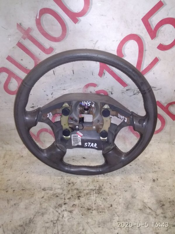 Руль Hyundai Starex A1 D4CB 2005