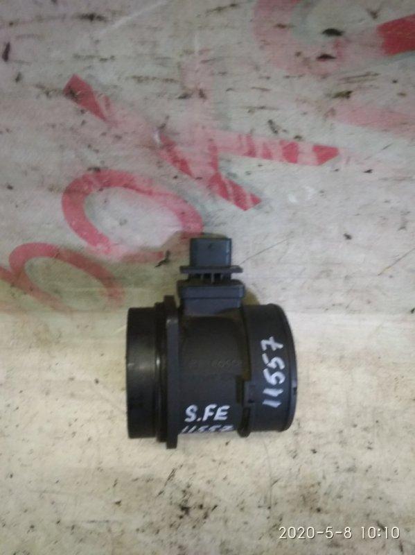 Датчик расхода воздуха Hyundai Santa Fe CM D4EB 2007