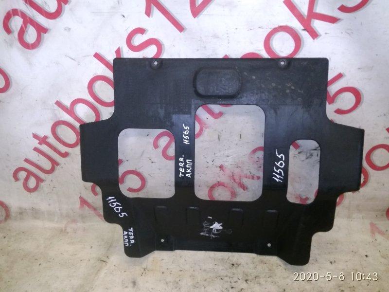 Защита двигателя Hyundai Terracan HP D4BH 2003