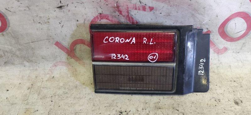 Стоп-вставка Toyota Corona 170 левая