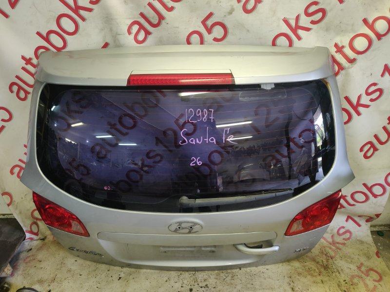 Дверь 5-я Hyundai Santa Fe CM D4EB 2007