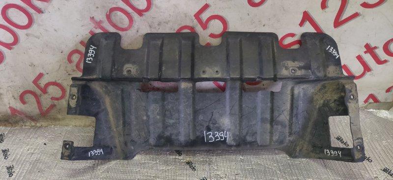 Защита двигателя Hyundai Starex A1 D4BH 2005