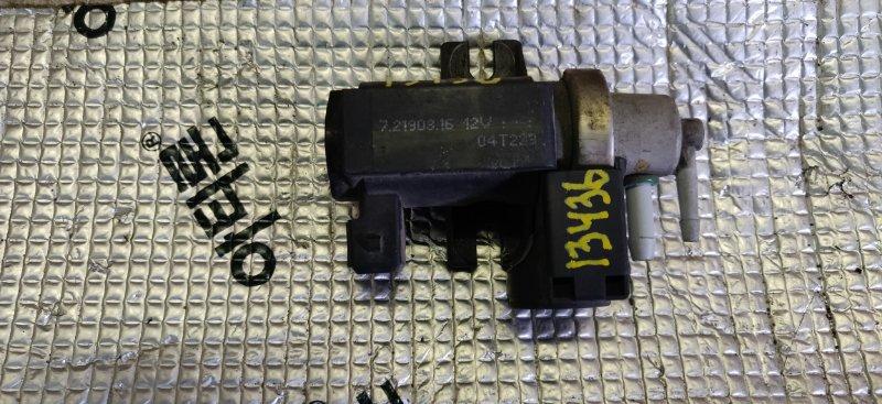 Клапан перепускной Kia Sorento BL D4CB 2005