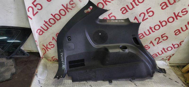 Обшивка багажника Hyundai Ix55 EN D6EA 2007 задняя левая