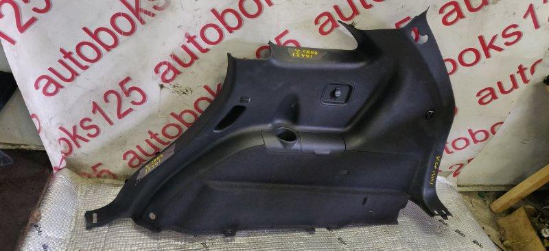 Обшивка багажника Hyundai Ix55 EN D6EA 2007 задняя правая