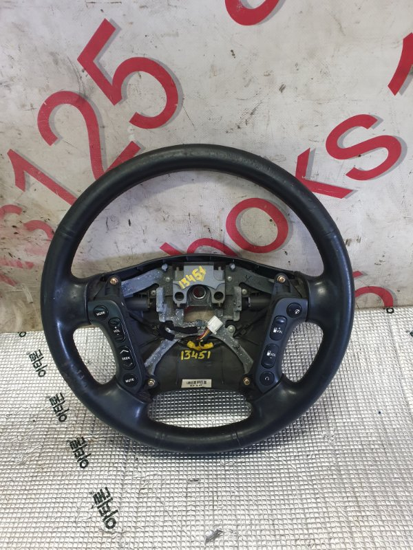 Руль Hyundai Santa Fe CM D4EB 2007