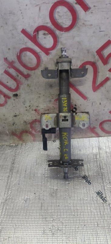 Рулевая колонка Ssangyong Actyon CK D20DTF (671950) 2011