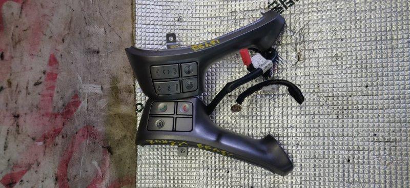Кнопка управления магнитолой на руль Hyundai Ix55 EN D6EA 2007