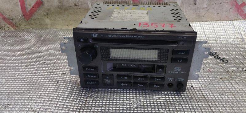 Магнитофон Hyundai Terracan HP D4BH 2001